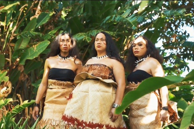Fa'afafine and Fa'afatama Dance