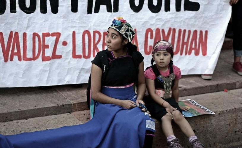 Mapuche Protests