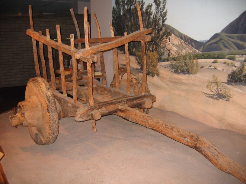 Ox Cart or Carreta