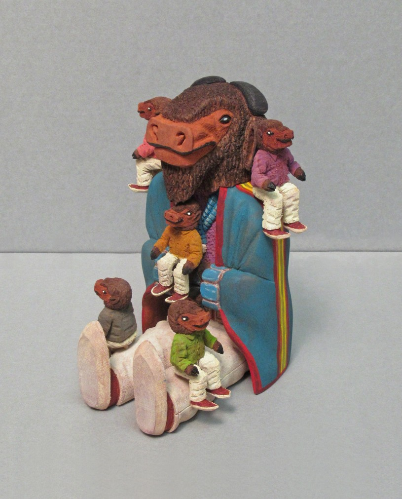Ox Figurine Anthropology
