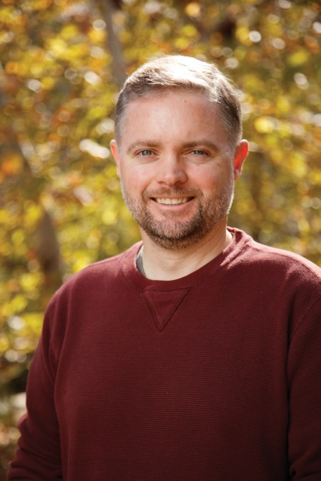 Greg Pauly author photo