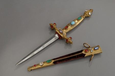 Thief of Bagdad prop dagger